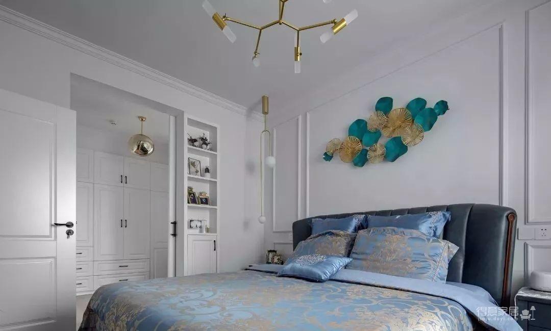 111㎡地中海风格装修,让这个家处处散发着美式地中海风情!图_13
