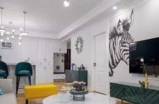 111㎡地中海风格装修,让这个家处处散发着美式地中海风情!图_7