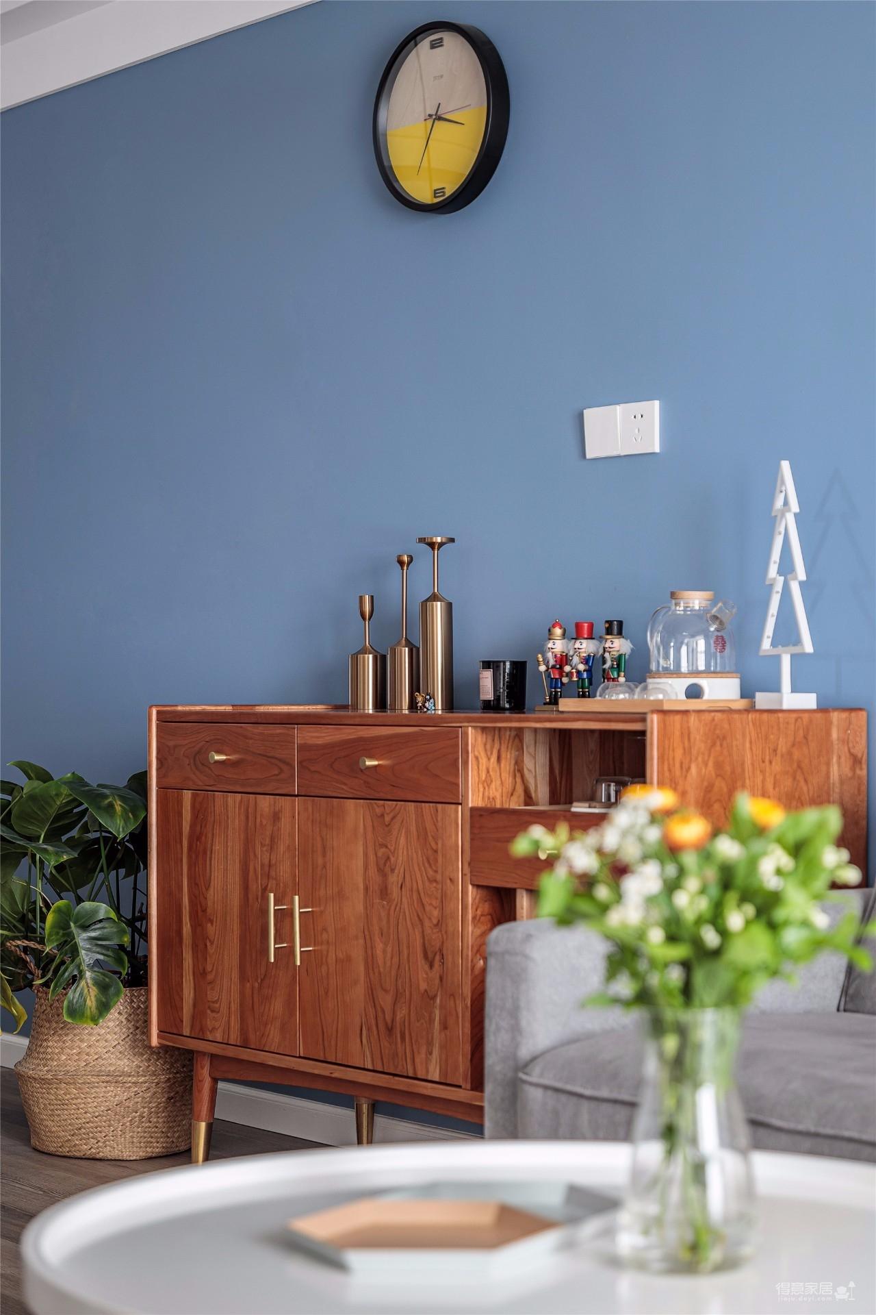 130㎡舒适北欧风格装修,生活就是简单随性!图_6
