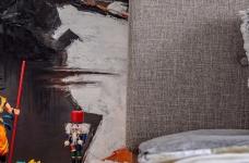 130㎡舒适北欧风格装修,生活就是简单随性!图_13