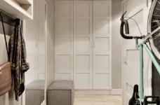 40㎡极致精简小公寓,满满的舒适感 !图_9