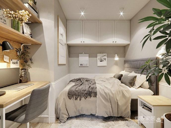 40㎡极致精简小公寓,满满的舒适感 !图_4