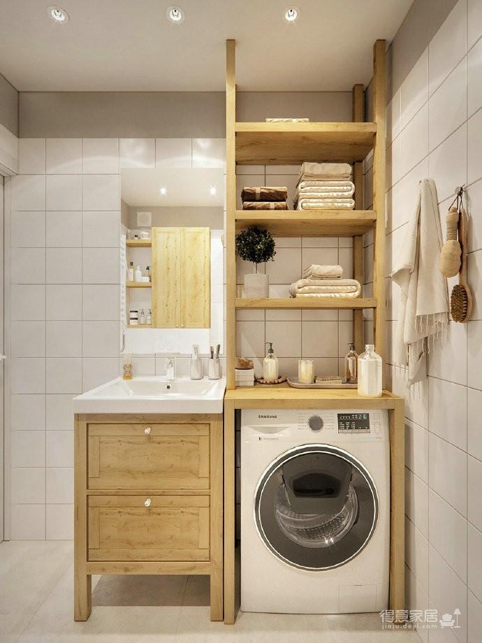 40㎡极致精简小公寓,满满的舒适感 !图_8