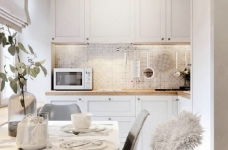 40㎡极致精简小公寓,满满的舒适感 !图_6
