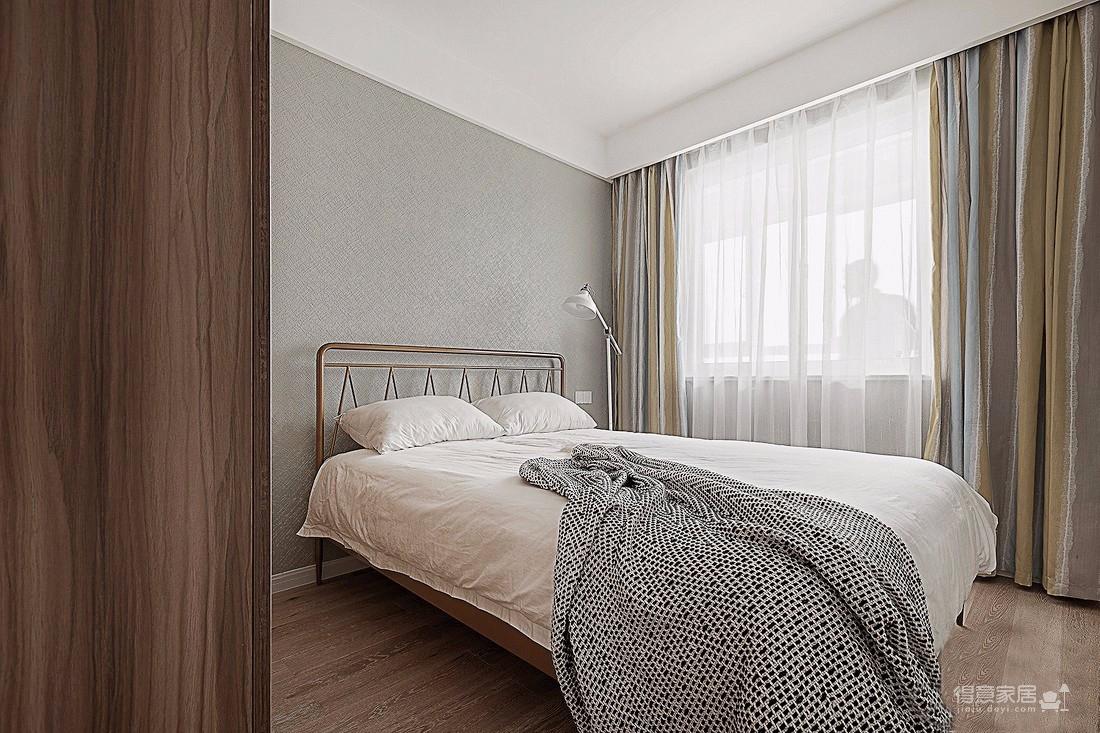 116㎡舒适北欧风格装修,充满清新文艺感的乐活小筑!图_9