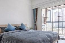 98㎡简约北欧风格家居装修设计,格外自然清新! 图_6