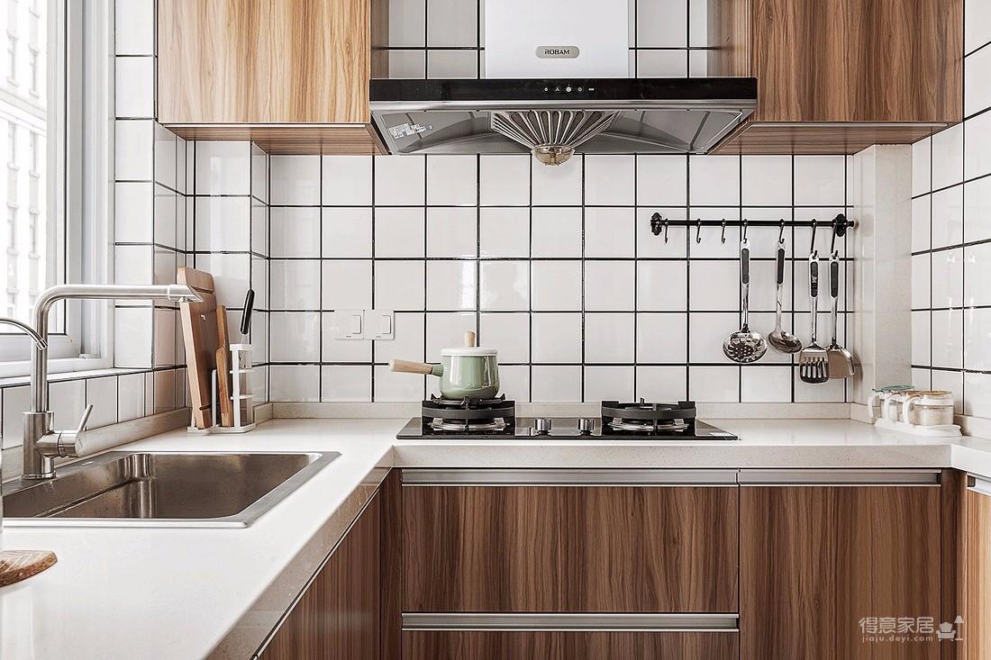116㎡舒适北欧风格装修,充满清新文艺感的乐活小筑!图_6