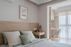 简约日式风家居设计,木质的运用使得空间格外温馨舒适!图_4