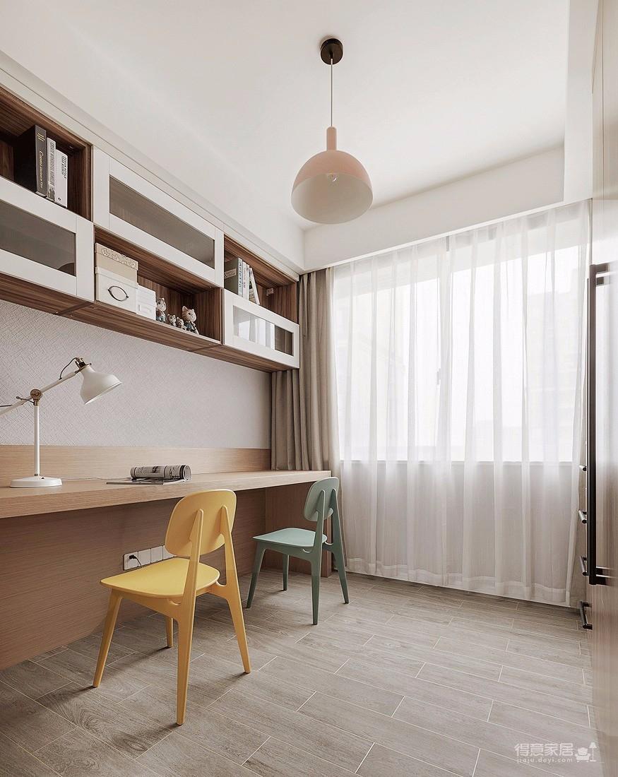 116㎡舒适北欧风格装修,充满清新文艺感的乐活小筑!图_7