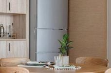 简约日式风家居设计,木质的运用使得空间格外温馨舒适!图_7