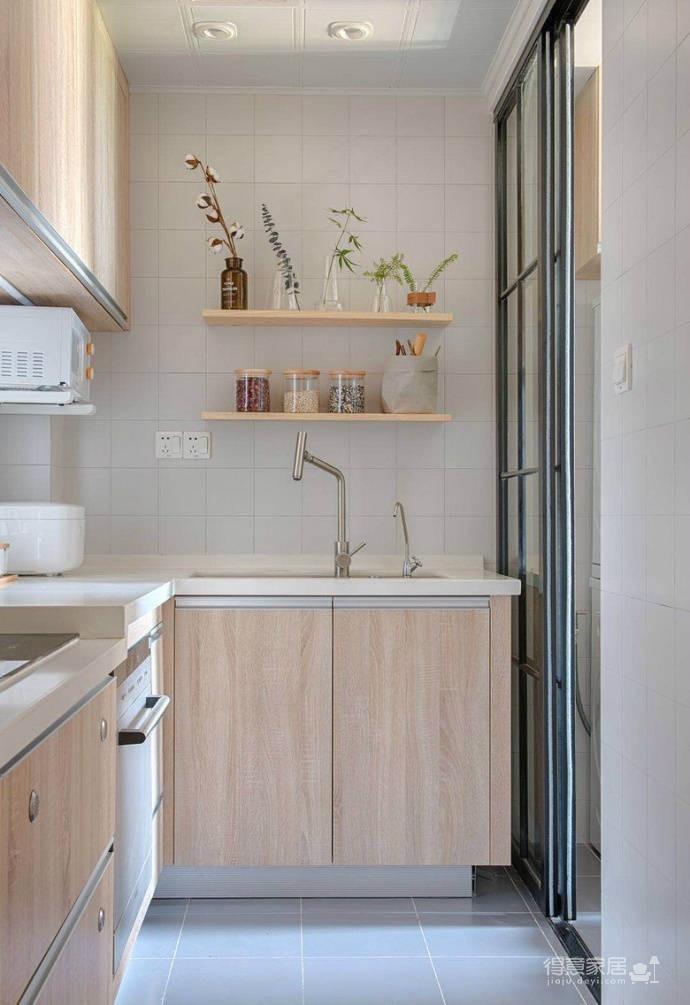 简约日式风家居设计,木质的运用使得空间格外温馨舒适!图_8