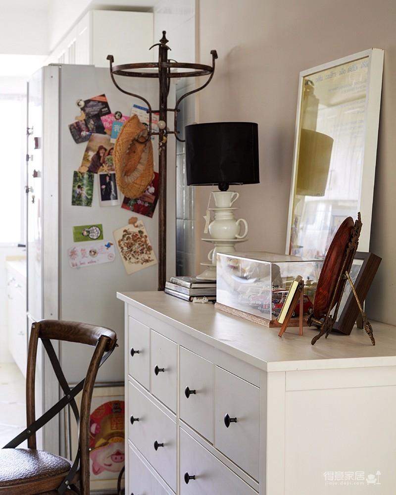现代风格精选案例两居室68㎡