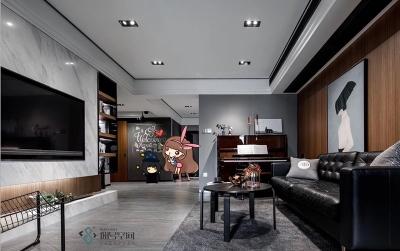 3居室台式风格-融侨锦江