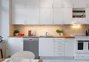 不足5平米的小户型厨房装修!