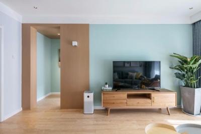 现代简约风三室一厅精选案例