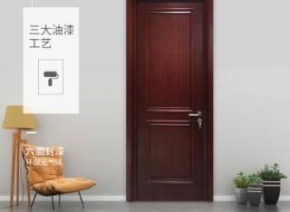 浪漫田园卧室门定制厨卫门ZX036Y-J