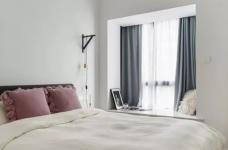 89㎡舒适北欧2室2厅,轻盈优雅演绎质感生活图_6