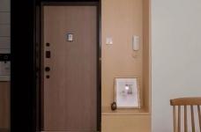 104㎡日式装修,清新脱俗的宜家风,把日剧里的房间搬进家!图_2