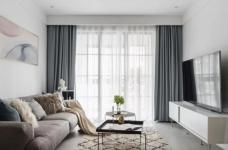 89㎡舒适北欧2室2厅,轻盈优雅演绎质感生活图_4