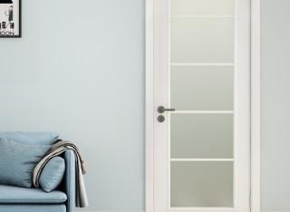 卫生间门定制厨房门玻璃门可做推拉门@015