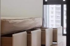 104㎡日式装修,清新脱俗的宜家风,把日剧里的房间搬进家!图_9