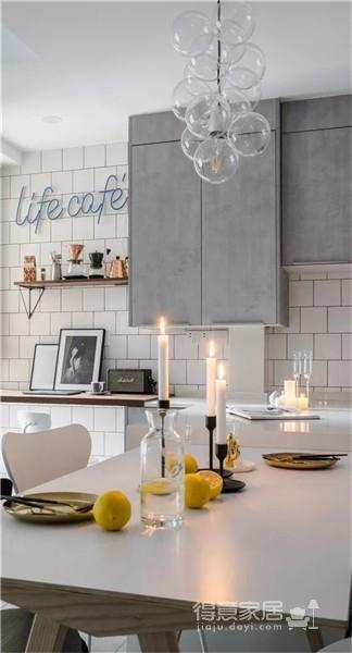 89㎡舒适北欧2室2厅,轻盈优雅演绎质感生活图_9