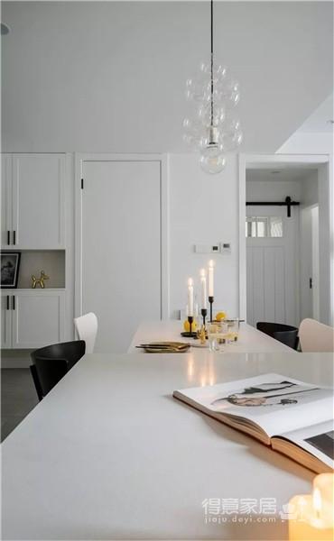 89㎡舒适北欧2室2厅,轻盈优雅演绎质感生活图_8