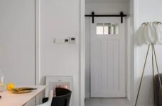 89㎡舒适北欧2室2厅,轻盈优雅演绎质感生活图_10