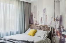 江樾云著117平四居室北欧风格装饰效果图图_3
