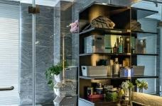 现代简约风格家居装修,充满质感的空间搭配,很酷! 图_9