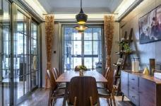 现代简约风格家居装修,充满质感的空间搭配,很酷! 图_6