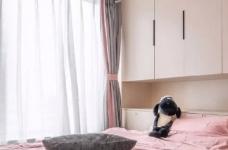 98㎡简约北欧风三居室装修案例,自然清新的舒适之家! 图_4