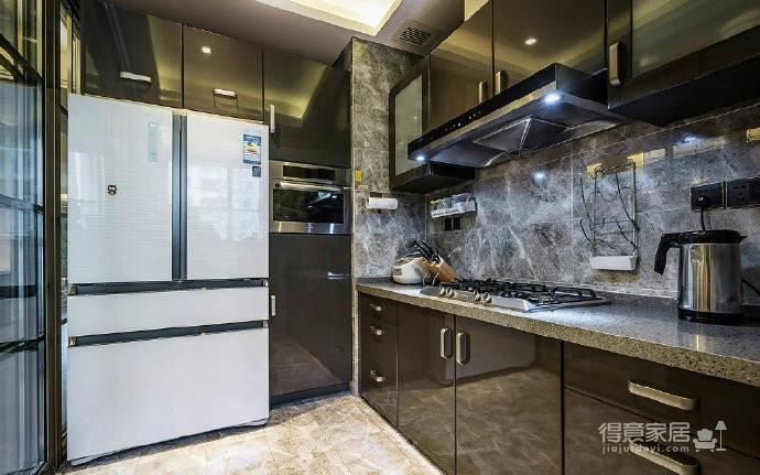 现代简约风格家居装修,充满质感的空间搭配,很酷! 图_8