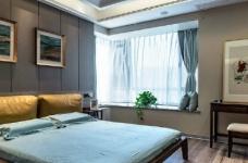 现代简约风格家居装修,充满质感的空间搭配,很酷! 图_4