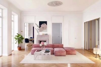 网红风~大多数人都很喜欢的家装风格