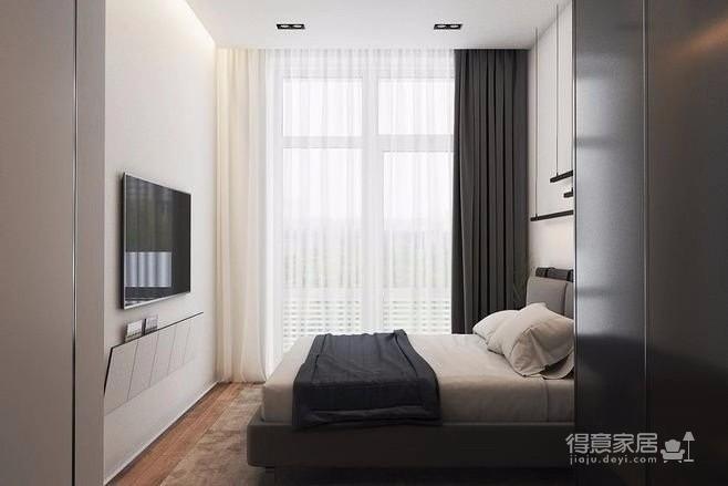 温馨的两居室84㎡精选案例