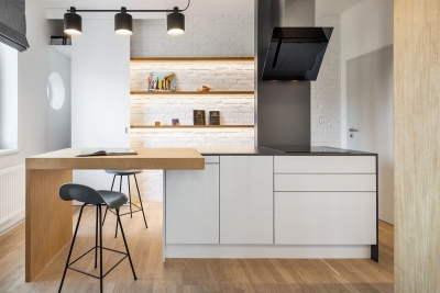 这间布拉格小型公寓,专为忙碌男士设计