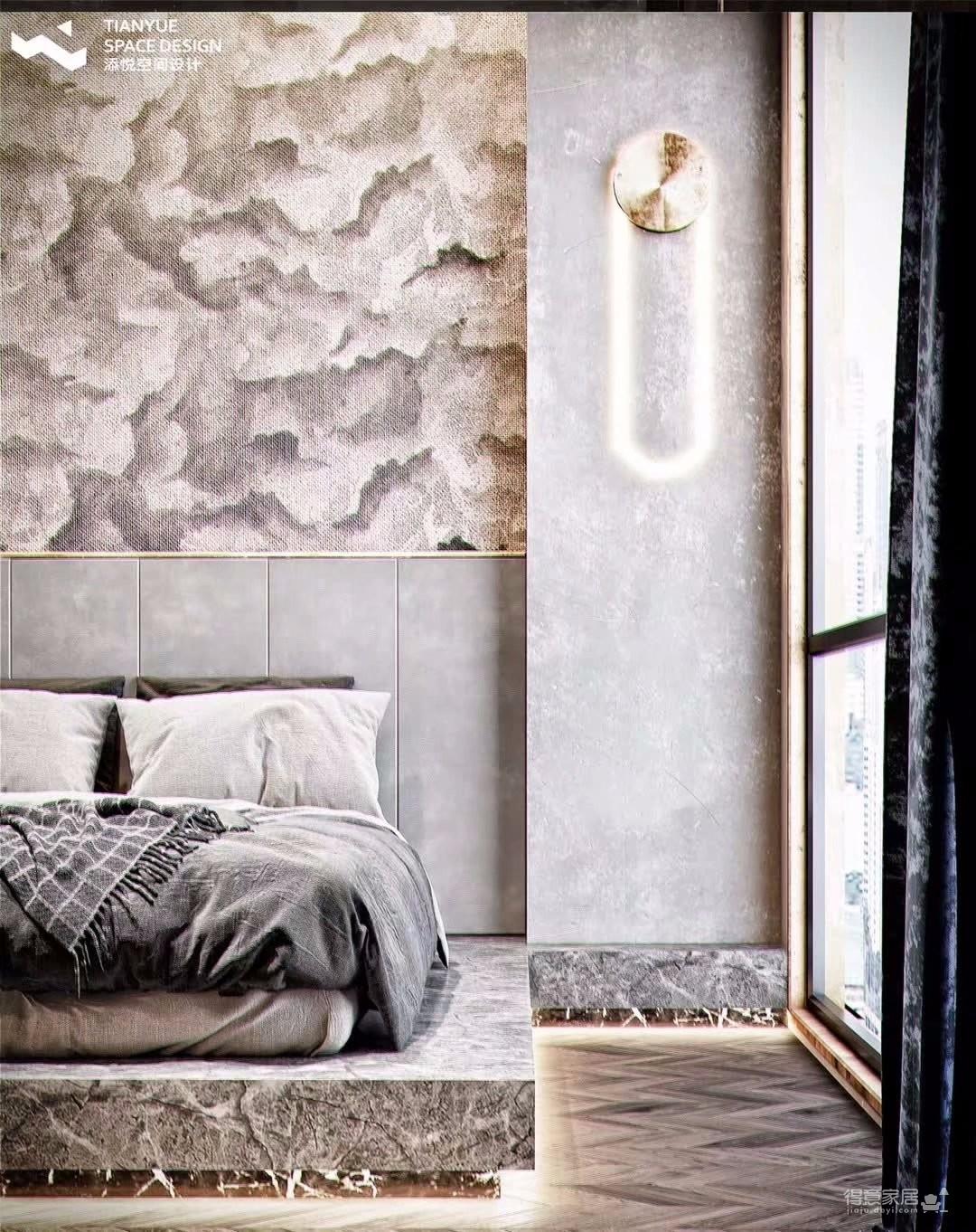 获奖作品-一居室设计