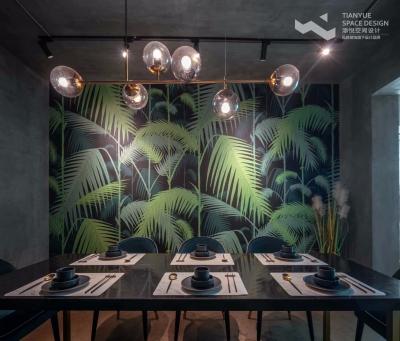 纯味-原创商业空间案例分享