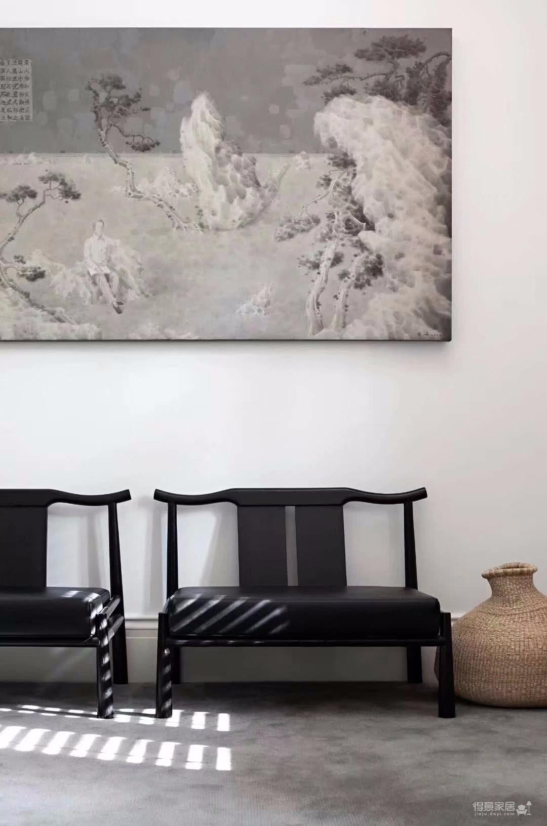 新中式混搭现代风,三居室精选案例