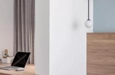 90㎡北欧原木风,原木色+白色,简约美观!全房收纳力好高!图_9