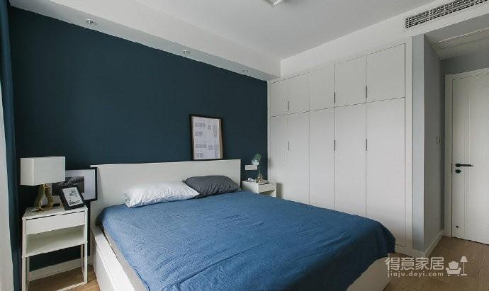 92㎡灰色调北欧风,这样的色彩搭配使得空间感特别优雅有格调!图_4