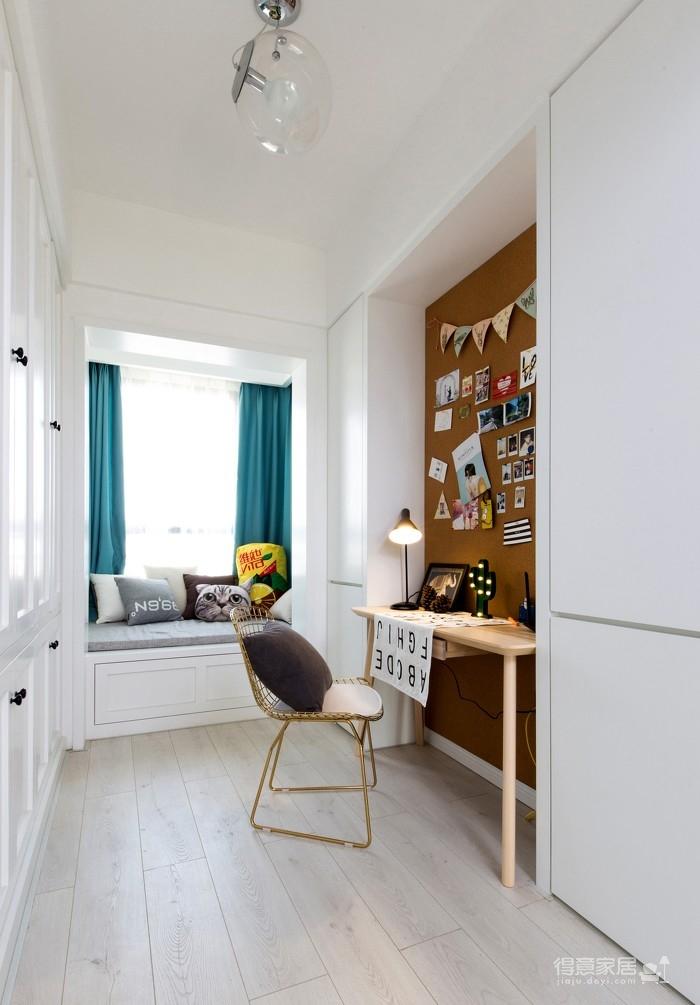 170平四室两厅美式田园