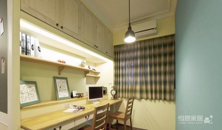 【田园】130平三室两厅温馨田园风