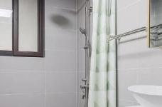 100㎡简约原木风家居装修设计案例,简洁清新舒适感!图_7