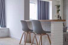 94㎡舒适北欧风格装修,温馨而实用的乐活小筑!图_13
