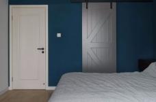 94㎡舒适北欧风格装修,温馨而实用的乐活小筑!图_19
