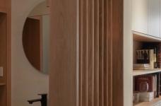 94㎡舒适北欧风格装修,温馨而实用的乐活小筑!图_15