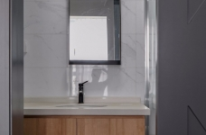 94㎡舒适北欧风格装修,温馨而实用的乐活小筑!图_21