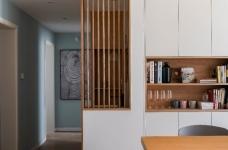 94㎡舒适北欧风格装修,温馨而实用的乐活小筑!图_11